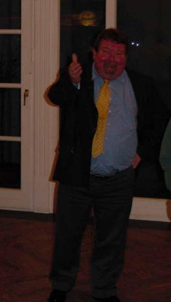 Mr. Krombacher