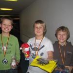 Kegeleinzelmeisterschaft 2010 Junioren