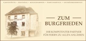 Gaststätte Burgfrieden